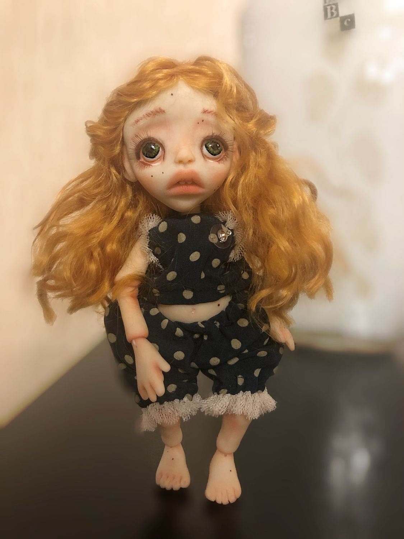 Крошка Лея, Шарнирная кукла, Волгоград,  Фото №1