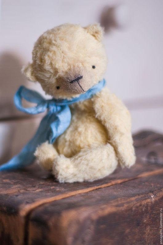 Мишка тедди ручной работы,  мишка тедди коллекционная игрушка,  мишка тедди в единственном экземпляре, Авторская игрушка тедди, Анна Палто