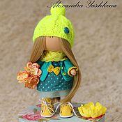 Куклы и игрушки ручной работы. Ярмарка Мастеров - ручная работа Интерьерная кукла - Весна. Handmade.