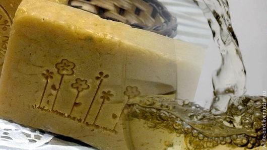 """Мыло ручной работы. Ярмарка Мастеров - ручная работа. Купить Натуральное мыло  """"Не пей вина, Гертруда!"""". Handmade."""