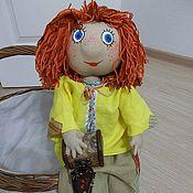 Подарки к праздникам ручной работы. Ярмарка Мастеров - ручная работа кукла Домовой. Handmade.