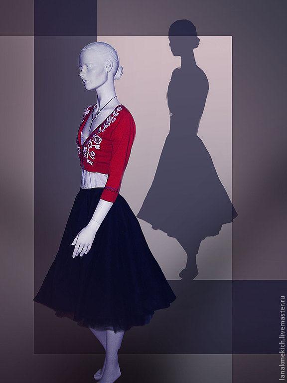 """юбка пышная """"Стиляги"""", Юбки, Москва,  Фото №1"""