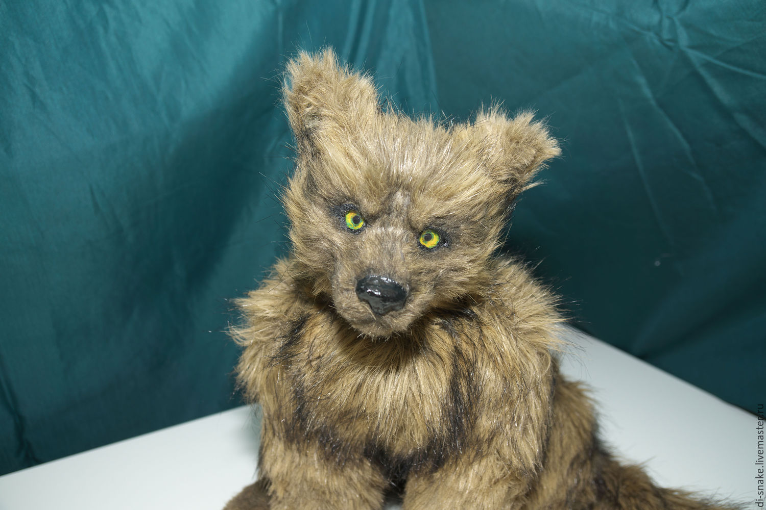 wolf, Stuffed Toys, Moscow,  Фото №1