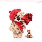 Куклы и игрушки ручной работы. Ярмарка Мастеров - ручная работа Медведик. Handmade.