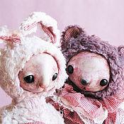 Куклы и игрушки handmade. Livemaster - original item Marilyn and John. Handmade.