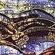 Пейзаж ручной работы. Ярмарка Мастеров - ручная работа. Купить Картина Осенний пейзаж. Шелк, батик. Handmade. Картина батик