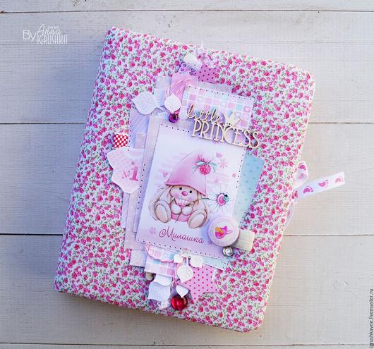 Baby book своими руками