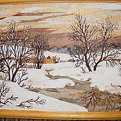 """Картины и панно ручной работы. Ярмарка Мастеров - ручная работа Картина """"Поздняя весна"""". Handmade."""