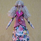Куклы и игрушки ручной работы. Ярмарка Мастеров - ручная работа Цветная фея. Handmade.