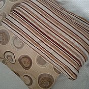 Для дома и интерьера ручной работы. Ярмарка Мастеров - ручная работа наволочки для диванных подушек. Handmade.