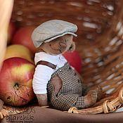 Куклы и игрушки ручной работы. Ярмарка Мастеров - ручная работа Медведик Мачачо. Handmade.