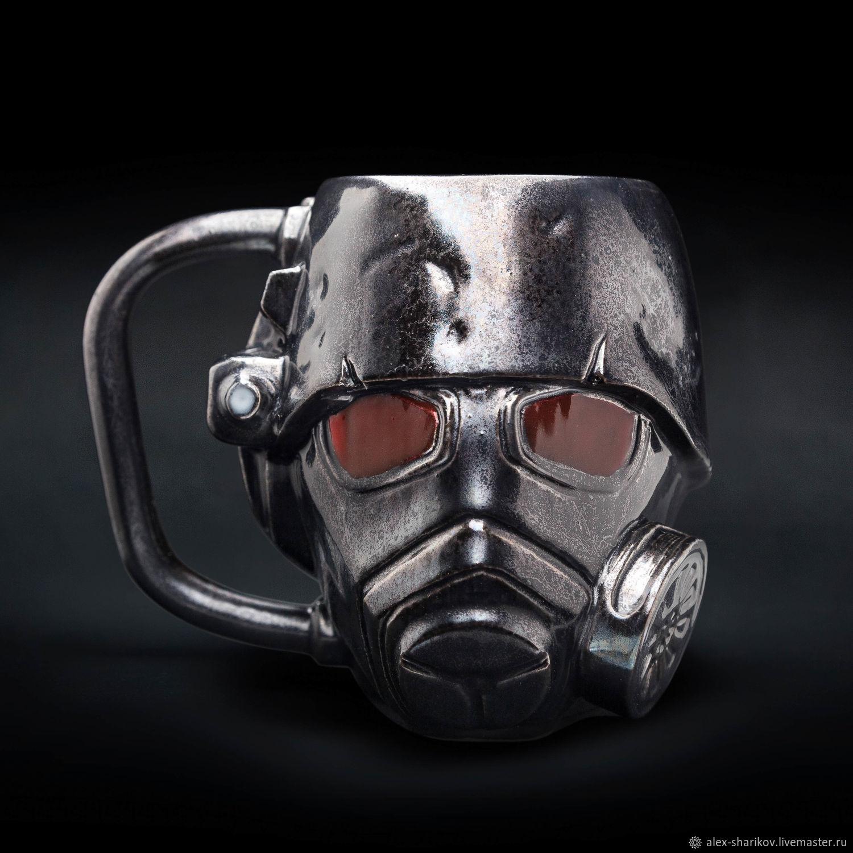 Кружка Fallout New Vegas Ranger Veteran NCR (Ветеран НКР, Фаллаут), Кружки и чашки, Санкт-Петербург,  Фото №1