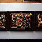 """Картины и панно ручной работы. Ярмарка Мастеров - ручная работа """"Масленица"""". Handmade."""