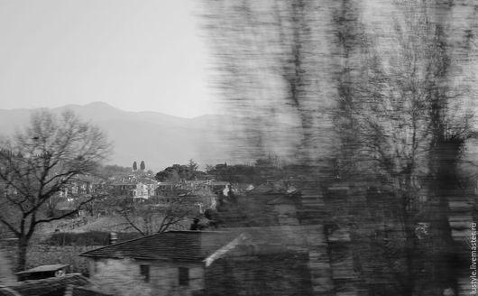 LuStyle. Авторская фоторабота `В поезде...`, Флоренция, 2014 г.