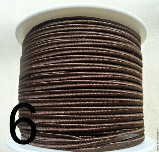 №6 шоколадно-коричневый