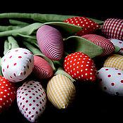 Цветы и флористика ручной работы. Ярмарка Мастеров - ручная работа Тюльпаны (всегда свежие:). Handmade.