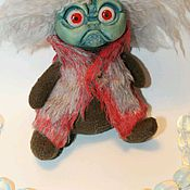"""Куклы и игрушки ручной работы. Ярмарка Мастеров - ручная работа Кукла Гоблин из фильма """"Лабиринт"""". Handmade."""