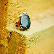 Украшения ручной работы. Ярмарка Мастеров - ручная работа кольцо Топаз. Handmade.