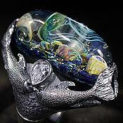 Украшения handmade. Livemaster - original item ring pair