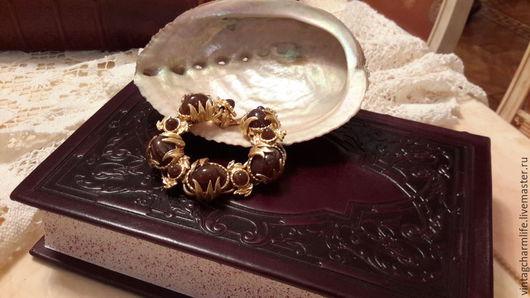 Браслеты ручной работы. Ярмарка Мастеров - ручная работа. Купить Винтажный браслет. Handmade. Винтажные украшения, браслет, винтажная бижутерия