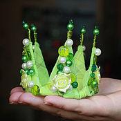 Работы для детей, ручной работы. Ярмарка Мастеров - ручная работа Детская корона (разные). Handmade.