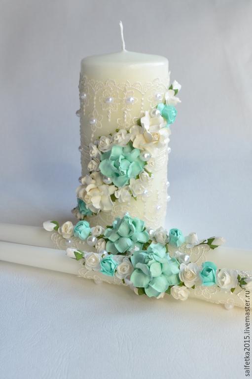 Купить свадебные свечи спб