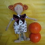 Куклы и игрушки ручной работы. Ярмарка Мастеров - ручная работа Солнце в моих волосах. Handmade.