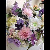 Цветы и флористика handmade. Livemaster - original item Summer bouquet. Handmade.