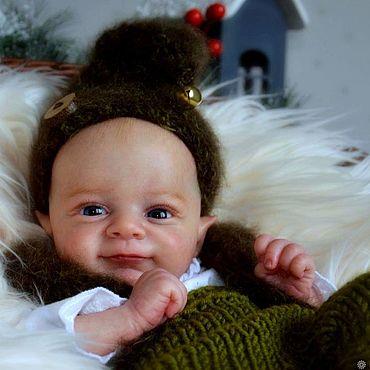 Куклы и игрушки ручной работы. Ярмарка Мастеров - ручная работа Молд Flynn Laura Lee Eargles. Handmade.