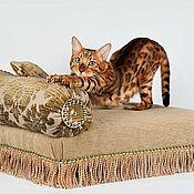 Для домашних животных, handmade. Livemaster - original item Sofa for a small dog, cat