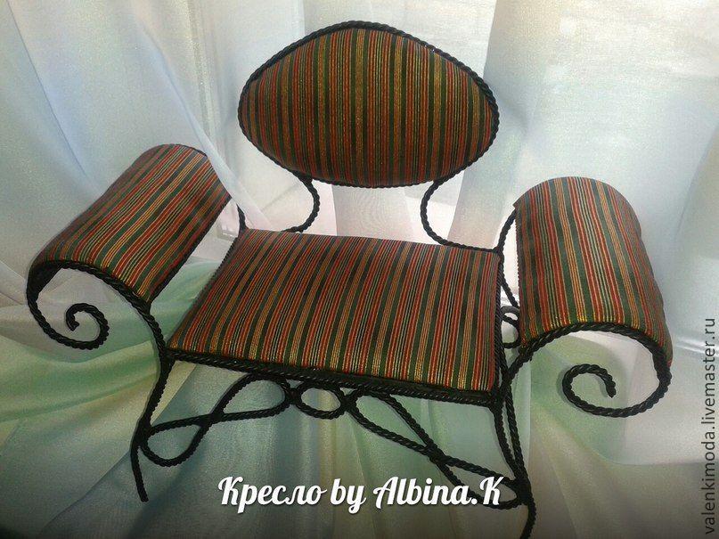Кресло для кукол, Кресла, Барнаул, Фото №1