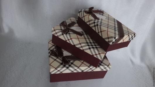 Упаковка ручной работы. Ярмарка Мастеров - ручная работа. Купить Коробки подарочные Разные цвета и Размеры. Handmade. Упаковка подарка