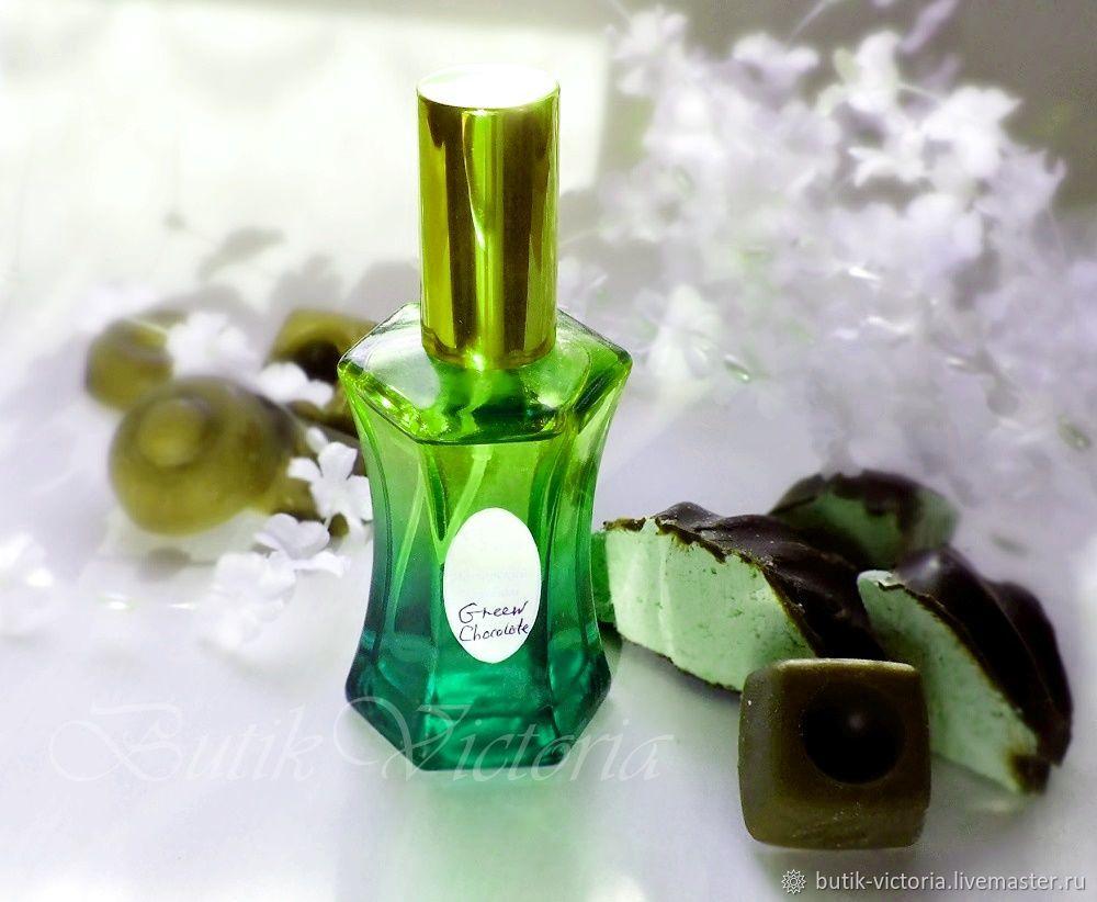 Aвторский парфюм Green chocolate, Духи, Москва,  Фото №1