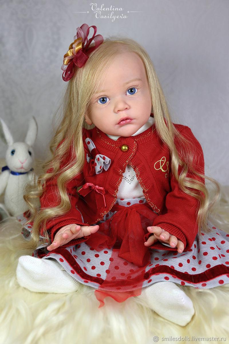 Mattia от Gudrun Legler, Куклы, Краснодар, Фото №1