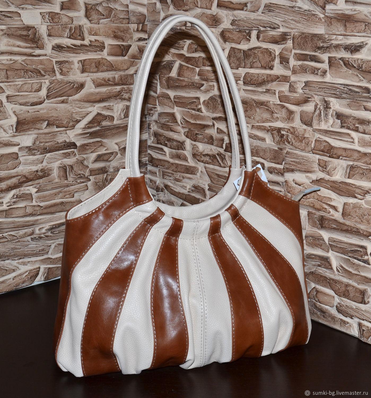 Model 12 genuine leather Bag for every day, Classic Bag, Bogorodsk,  Фото №1