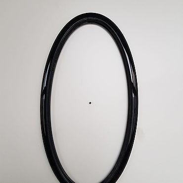 Для дома и интерьера ручной работы. Ярмарка Мастеров - ручная работа Тонкая овальная рамка для зеркала или картины. Handmade.