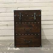 Для дома и интерьера handmade. Livemaster - original item Dresser-chest of LUDWIG. Handmade.