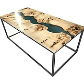 Для дома и интерьера handmade. Livemaster - original item Poplar coffee table. Handmade.