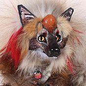 Куклы и игрушки handmade. Livemaster - original item Looking for a home! Guardian-furry, Fox Maur. Handmade.