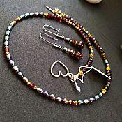 Украшения handmade. Livemaster - original item Necklace-choker