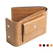 Сумки и аксессуары handmade. Livemaster - original item Travel wallet (sand, brown, black, red). Handmade.