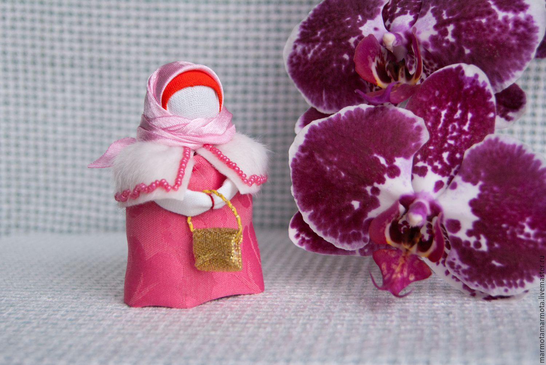Кукла-оберег Купчиха, Народная кукла, Могилев,  Фото №1