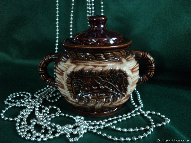 Pot ' Herbalist', Bottle, St. Petersburg,  Фото №1