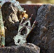 """Украшения ручной работы. Ярмарка Мастеров - ручная работа """"Воздушный замок"""". Handmade."""