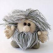 Куклы и игрушки ручной работы. Ярмарка Мастеров - ручная работа Домовушка вязаная игрушка. Handmade.