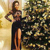 Одежда handmade. Livemaster - original item Evening dress for bold girls. Handmade.