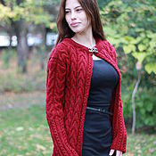 "Одежда handmade. Livemaster - original item Women`s jacket ""Sweet Cherry"". Handmade."