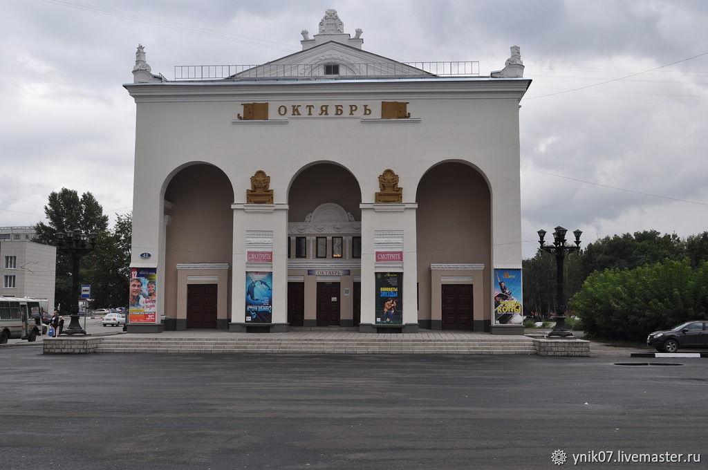 Cinema October, Pictures, Novokuznetsk,  Фото №1
