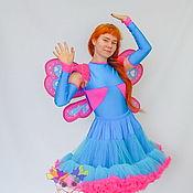 Одежда handmade. Livemaster - original item Fairy Bloom. Scenic suit/Cosplay/Carnival costume. Handmade.