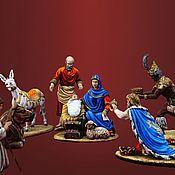 Подарки к праздникам ручной работы. Ярмарка Мастеров - ручная работа Рождество (полный набор). Handmade.